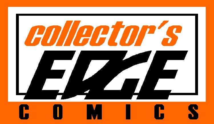 Collector's Edge Comics Logo
